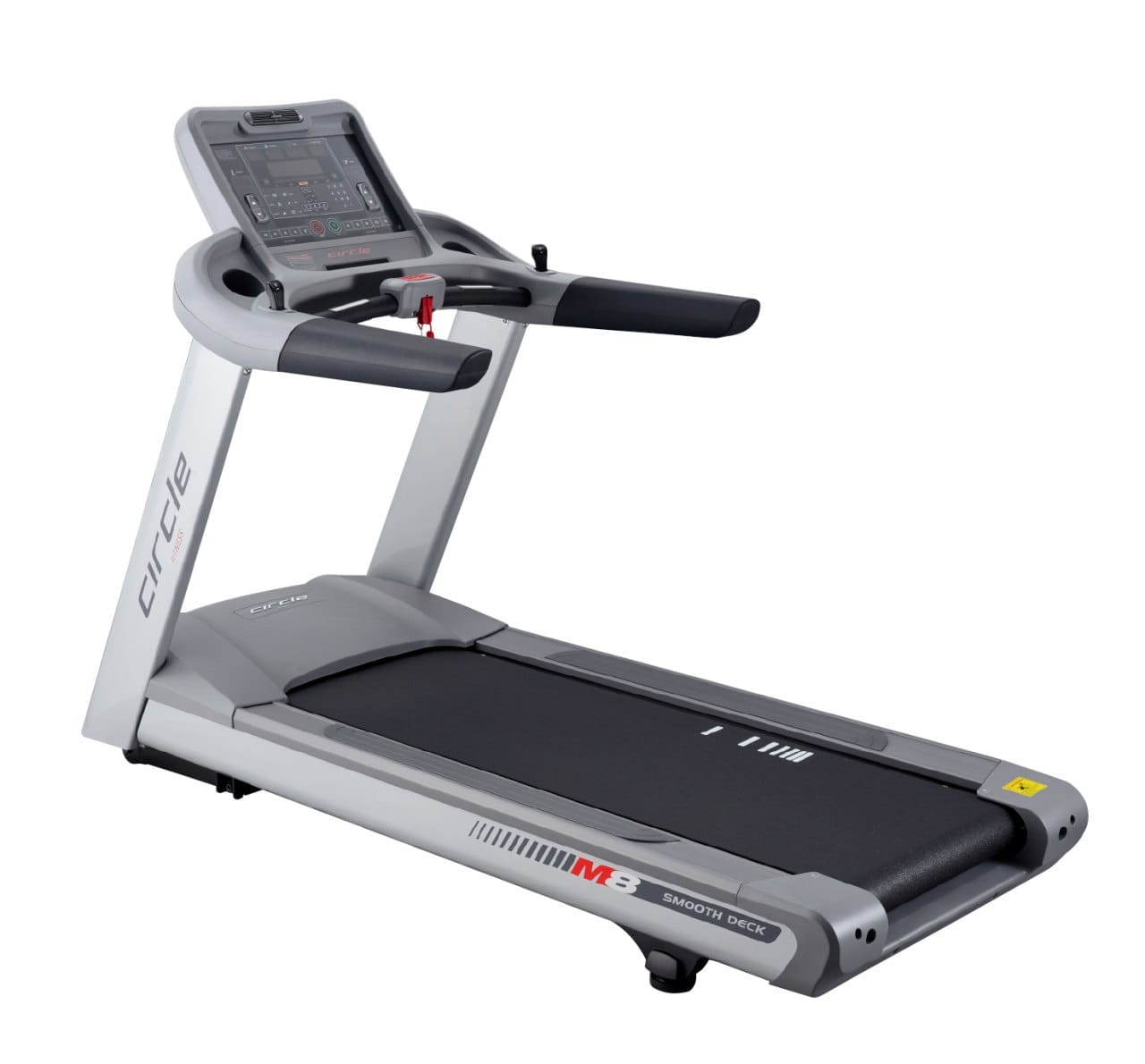 M8 Circle Fitness Commercial Treadmills