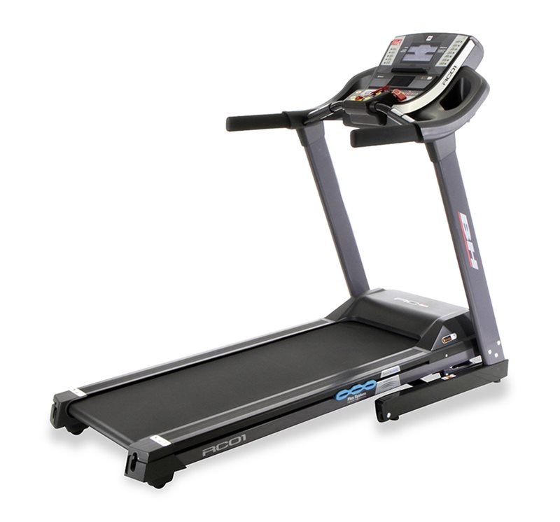BH Fitness I RC01 Dual treadmills