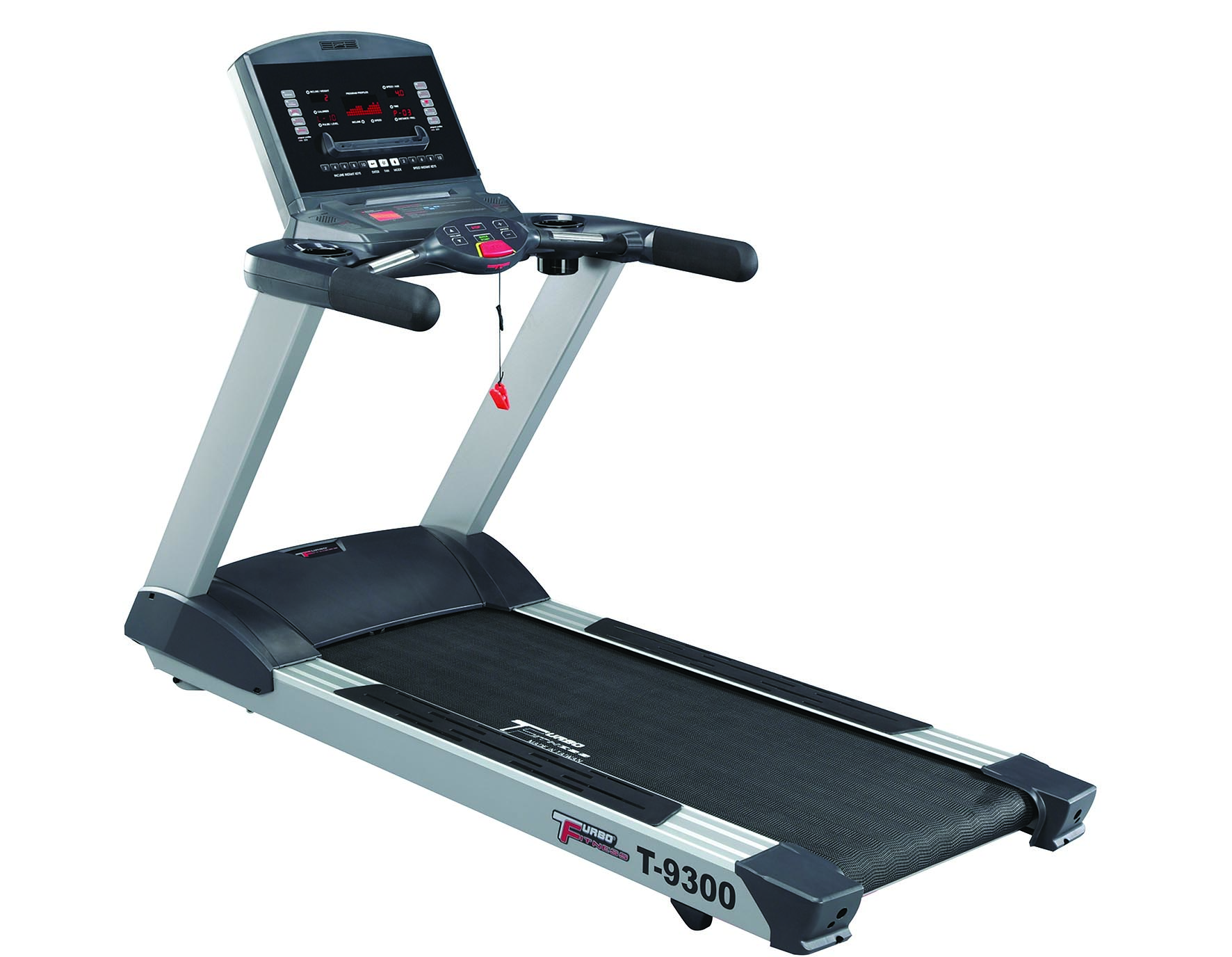Turbo Fitness 9300 treadmills