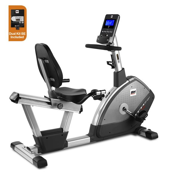 Stationary Bike BH Fitness TFR Ergo WH650
