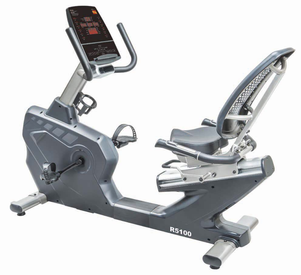 Turbo Fitness R 5100 stationary bike